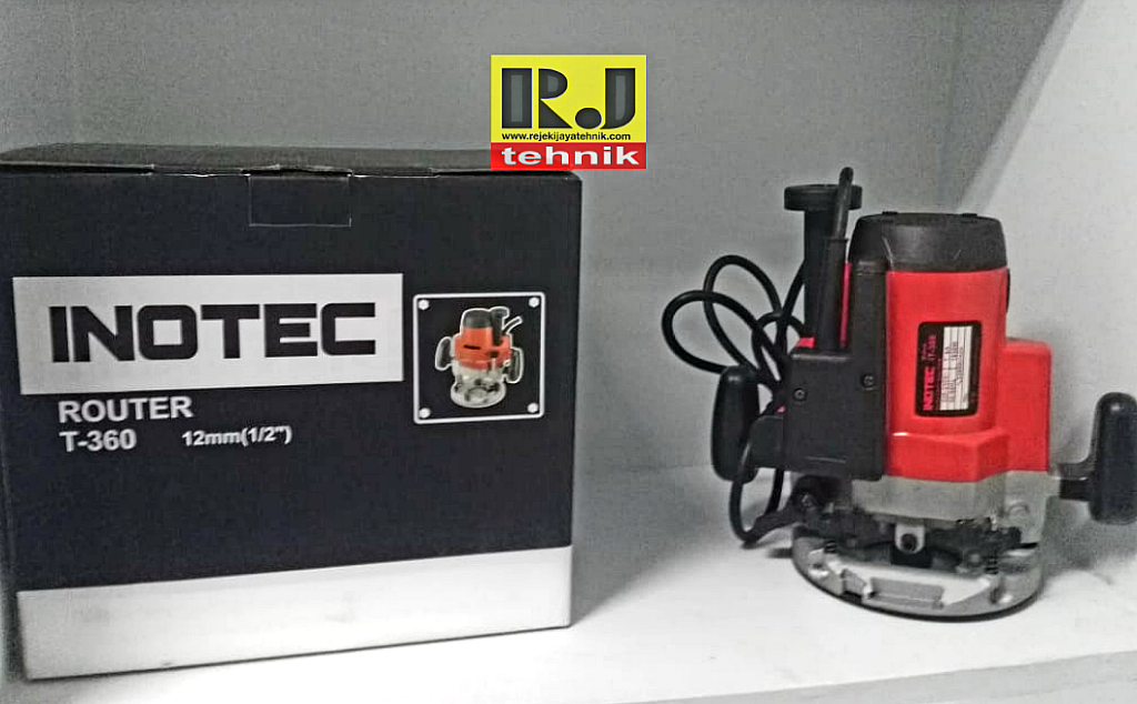 Mesin Electric Router Inotec IT360