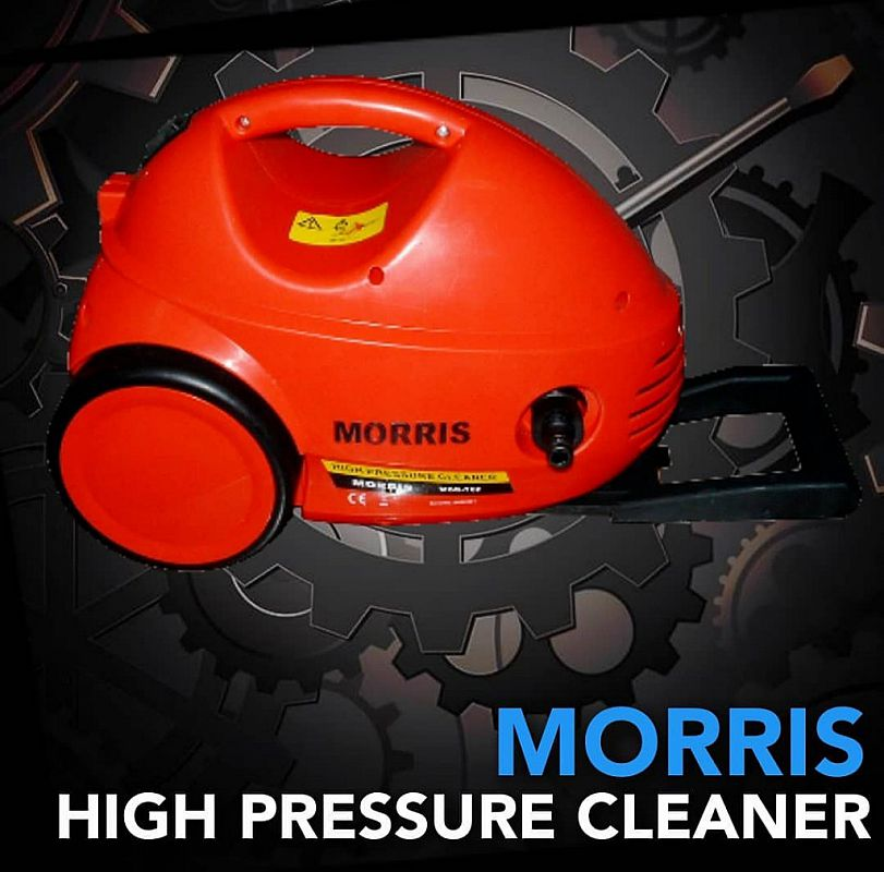 Jet Cleaner High Pressure Sprayer Cuci Motor Mobil Morris Mor70P