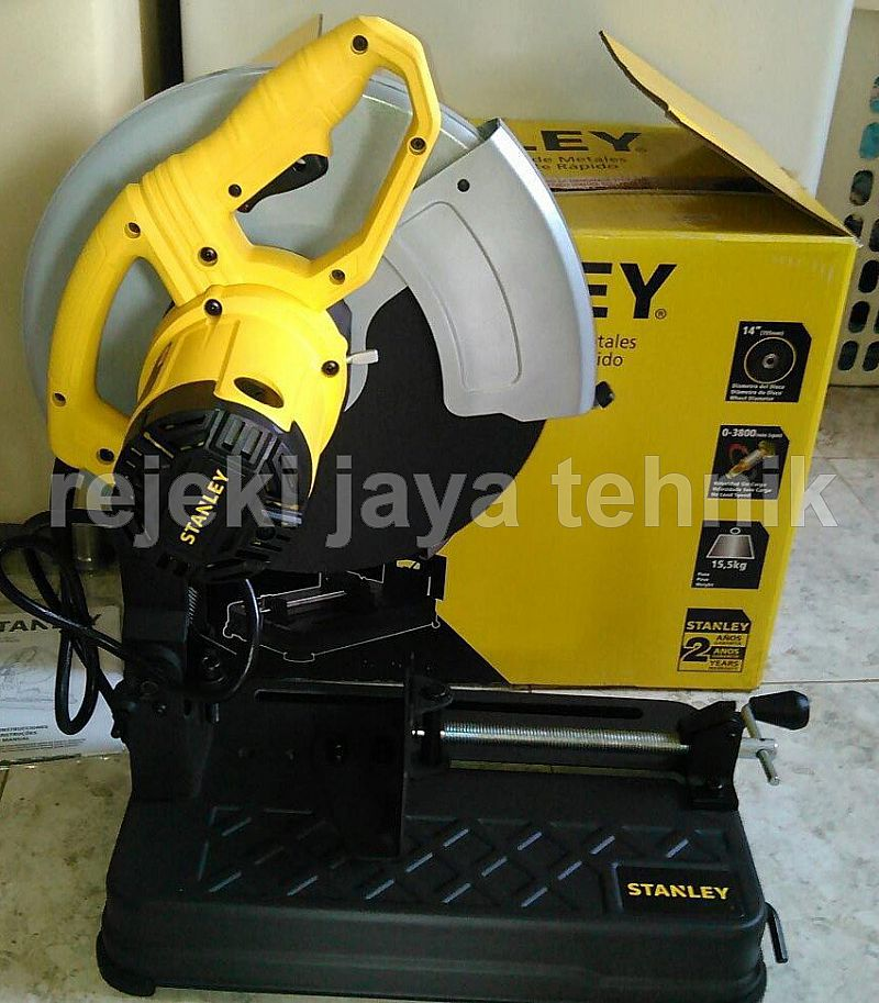 Stanley STEL701 Mesin Cut Off Chop Saw 14""