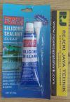 Lem Kaca / Aquarium Silicone Sealant FLAZZ