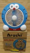 Kipas Angin Meja Mini DM Fan Arashi 8""