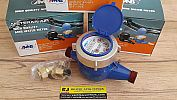 Meteran Air AMINB Water Meter 1/2""