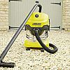 Vacuum Cleaners Multi Purpose Wet And Dry Karcher WD4 Premium