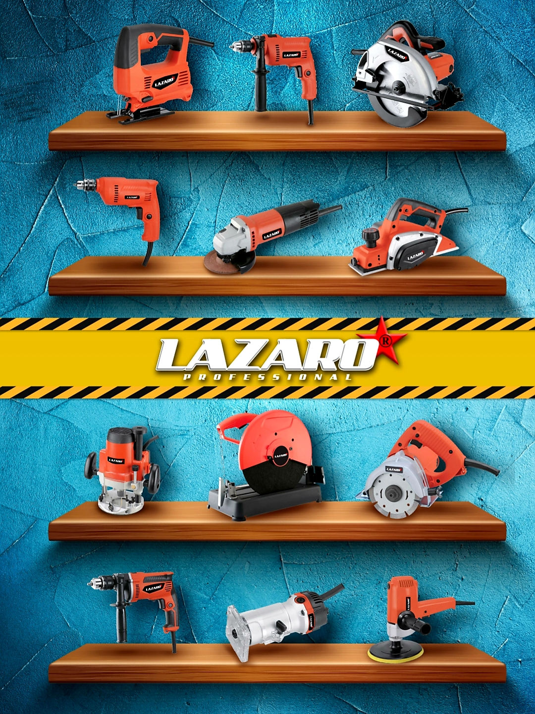 LAZARO POWER TOOLS